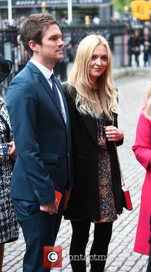 Jesse Wood and Fearne Cotton 1
