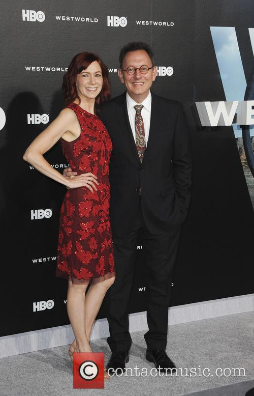 Carrie Preston and Michael Emerso