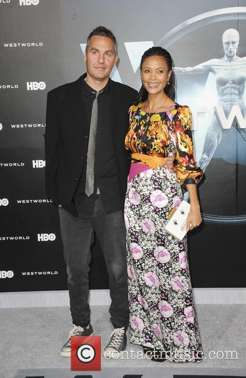 Thandie Newton and Ol Parker 1