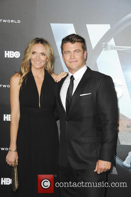 Luke Hemsworth and Samantha Hemsworth 2