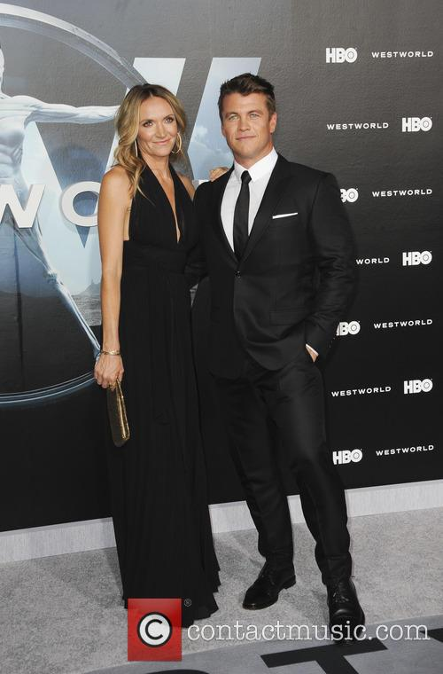 Luke Hemsworth and Samantha Hemsworth 3