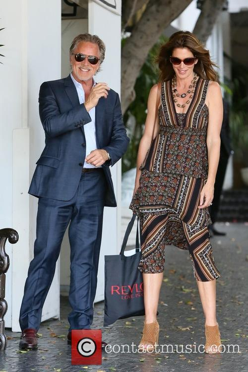 Don Johnson and Cindy Crawford 9