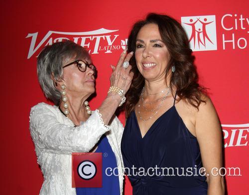 Rita Moreno and Daughter Fernanda Luisa Gordon 10