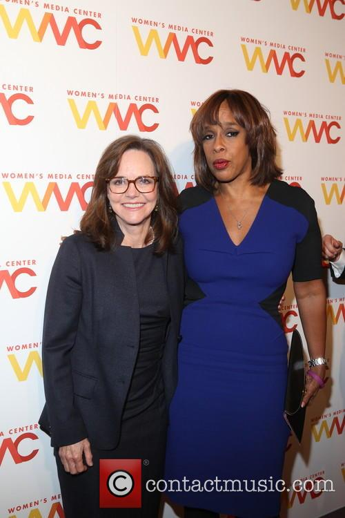Sally Field and Gayle King 1
