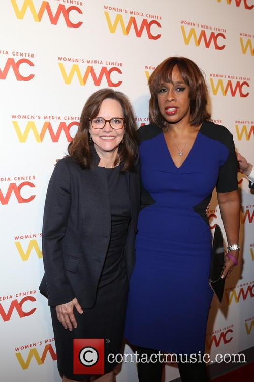 Sally Field and Gayle King 2