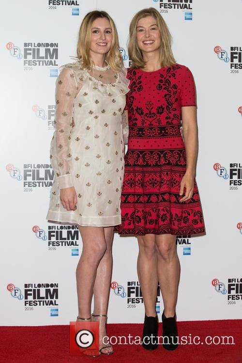 Laura Carmichael and Rosamund Pike 10