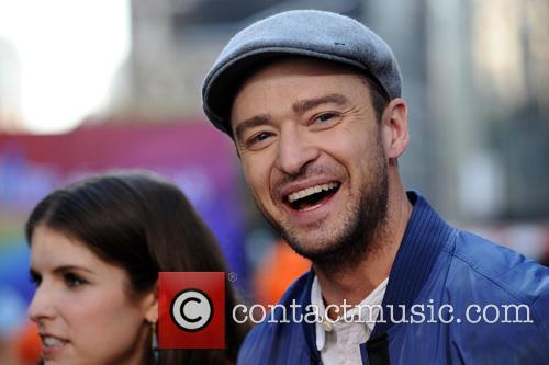 Anna Kendrick and Justin Timberlake 9