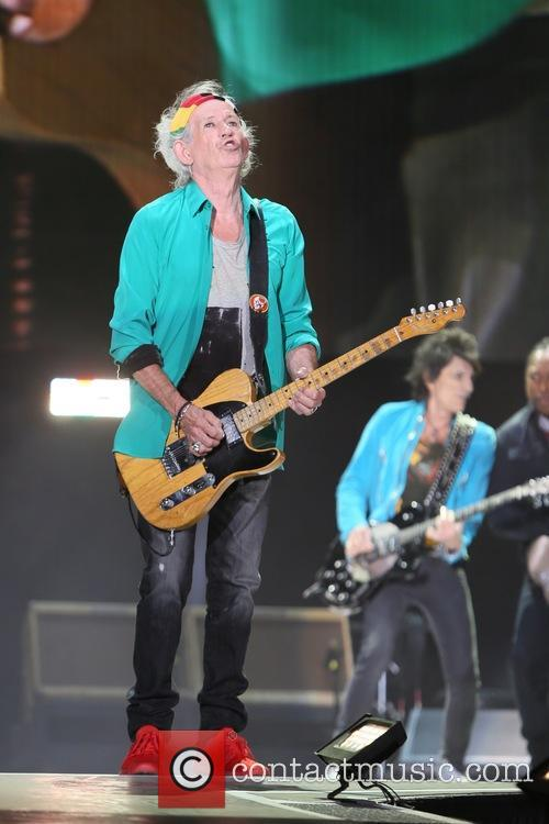 Keith Richards and Ronnie Wood 6