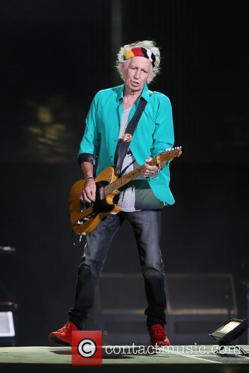 Keith Richards 8