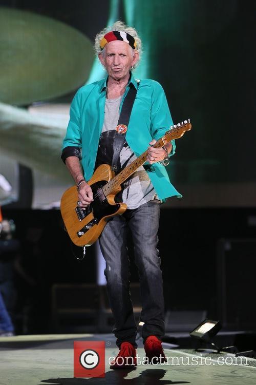 Keith Richards 11