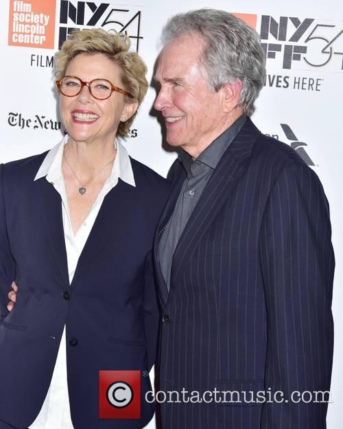 Annette Bening and Warren Beatty 5
