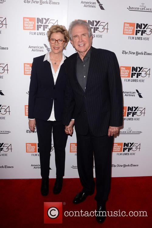 Annette Bening and Warren Beatty 3
