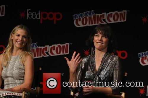 Ali Larter and Milla Jovovich 3