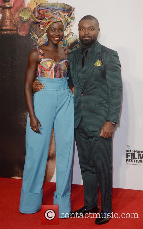 Lupita Nyong'o and David Oyelowo 5
