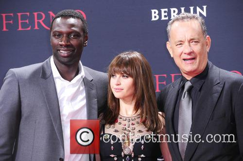 Omar Sy, Felicity Jones and Tom Hanks 9