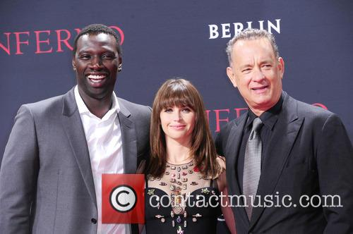 Omar Sy, Felicity Jones and Tom Hanks 10