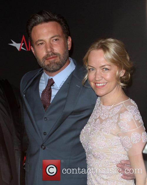 Ben Affleck and Producer Lynette Howell Taylor 11