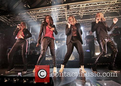 All Saints, Melanie Blatt, Shaznay Lewis, Nicole Appleton and Natalie Appleton 1