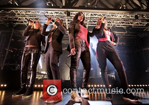 All Saints, Melanie Blatt, Shaznay Lewis, Nicole Appleton and Natalie Appleton 2