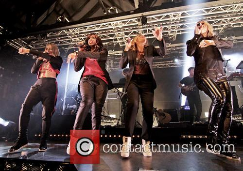 All Saints, Melanie Blatt, Shaznay Lewis, Nicole Appleton and Natalie Appleton 4