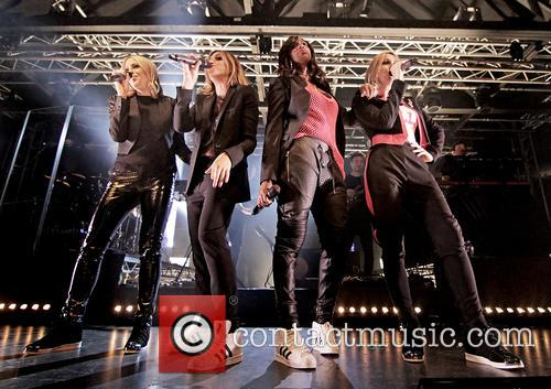All Saints, Melanie Blatt, Shaznay Lewis, Nicole Appleton and Natalie Appleton 5