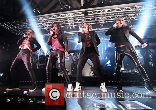 All Saints, Melanie Blatt, Shaznay Lewis, Nicole Appleton and Natalie Appleton 6