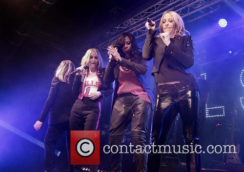 All Saints, Melanie Blatt, Shaznay Lewis, Nicole Appleton and Natalie Appleton 7