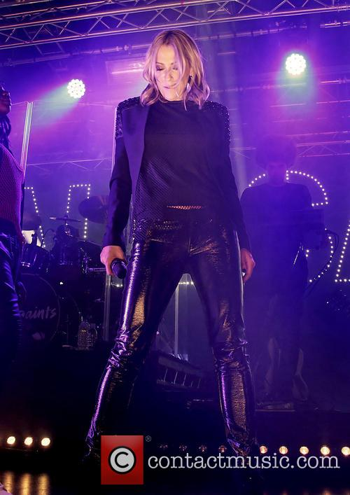 Nicole Appleton and All Saints 7