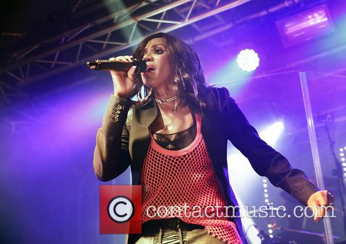 Shaznay Lewis and All Saints 2