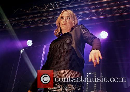 Nicole Appleton and All Saints 9