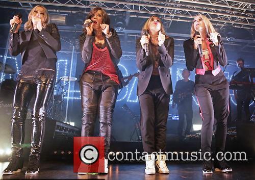 All Saints, Melanie Blatt, Shaznay Lewis, Nicole Appleton and Natalie Appleton