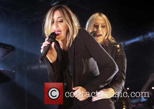 All Saints, Melanie Blatt and Nicole Appleton
