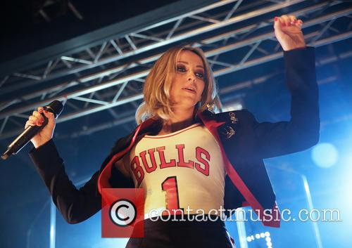 Natalie Appleton and All Saints 4