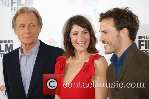 Bill Nighy, Gemma Arterton and Sam Clafin