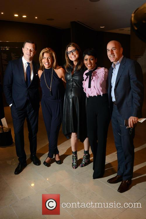 Willie Geist, Hoda Kotb, Savannah Guthrie, Tamron Hall and Matt Lauer 3
