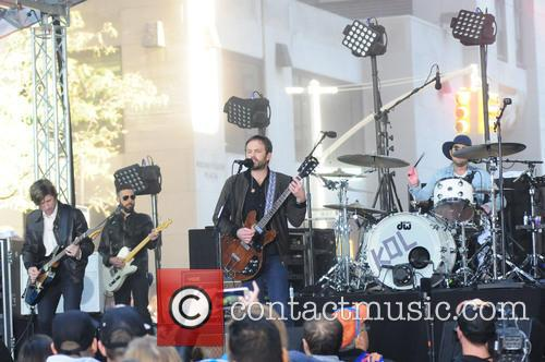 Kings Of Leon, Caleb Followill, Jared Followill, Nathan Followill and Matthew Followill