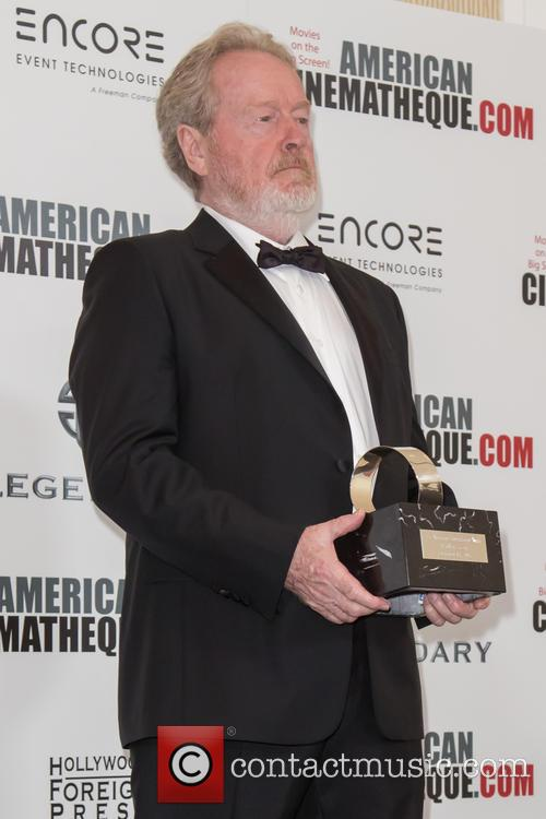 Sir Ridley Scott 2