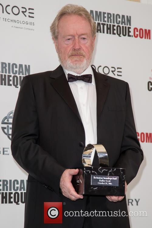 Sir Ridley Scott 3