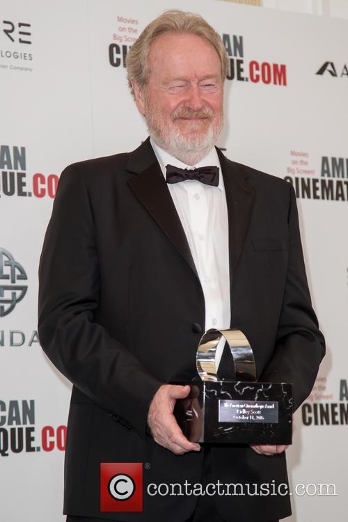Sir Ridley Scott 5