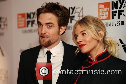 Robert Pattinson and Sienna Miller 9