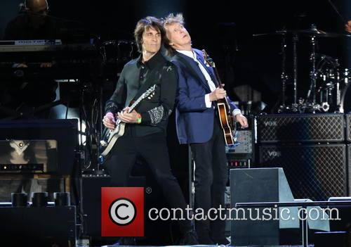 Paul Mccartney and Rusty Anderson 9