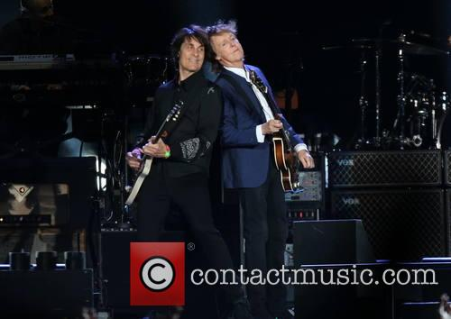 Paul Mccartney and Rusty Anderson 11