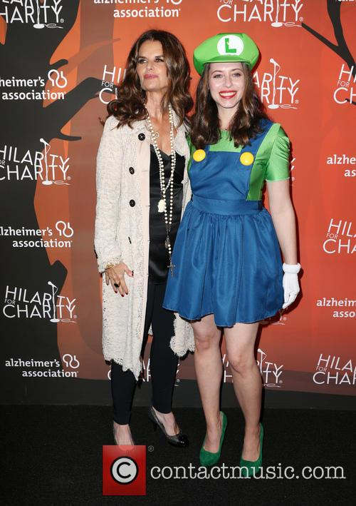 Maria Shriver and Lauren Miller 5