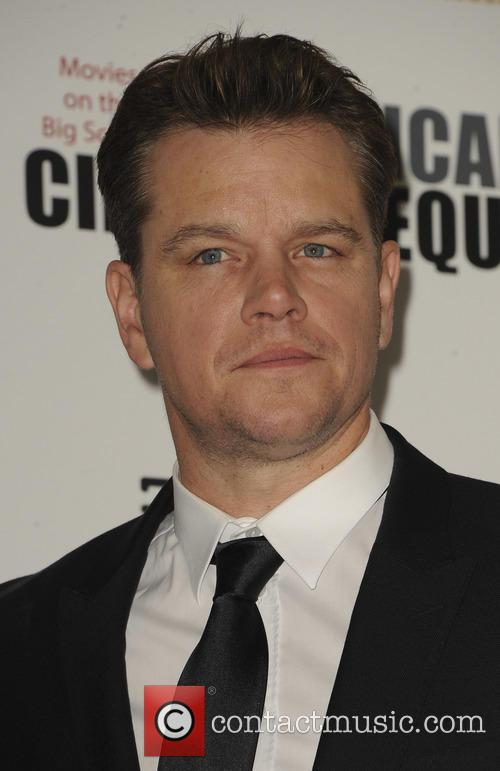 Matt Damon 10
