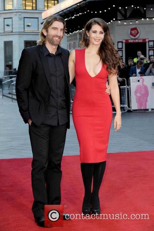 Sharlto Copley and Tanit Phoenix 1