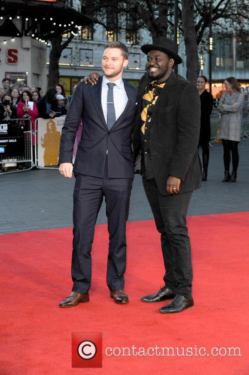 Jack Reynor and Babou Ceesay 2