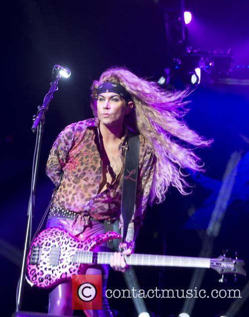 Lexxi Foxx and Steel Panther 2