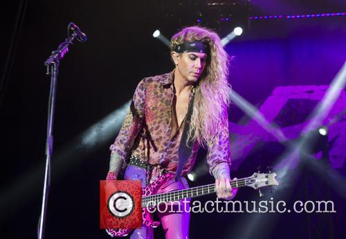 Lexxi Foxx and Steel Panther 3