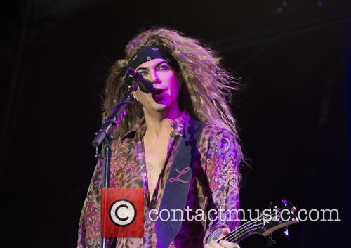 Lexxi Foxx and Steel Panther 4