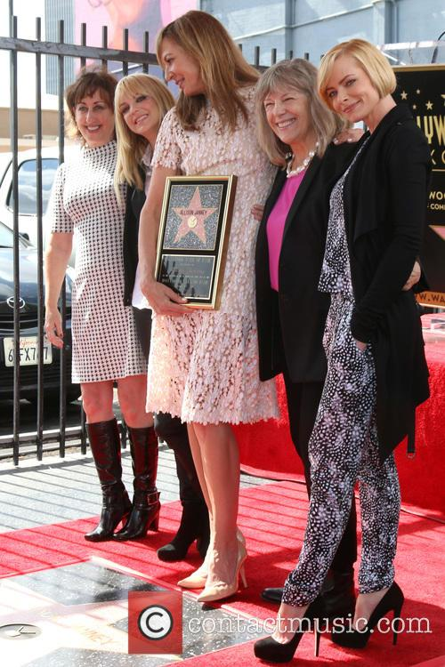 Anna Faris, Allison Janney, Mimi Kennedy and Jaime Presley